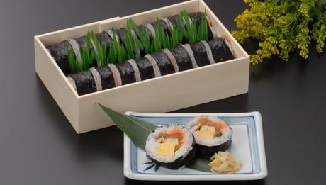 巻き寿司2本折